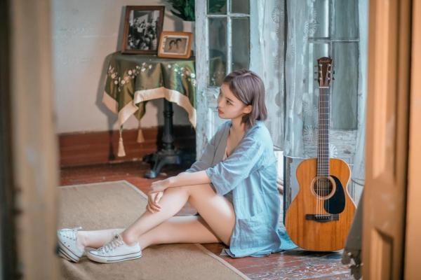 尹晨签约好听音乐,玫瑰般的青春即将多彩绽放