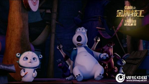 """《贝肯熊2:金牌特工》发布""""难倒主创""""特辑 特工贝肯邀你欢乐一夏"""