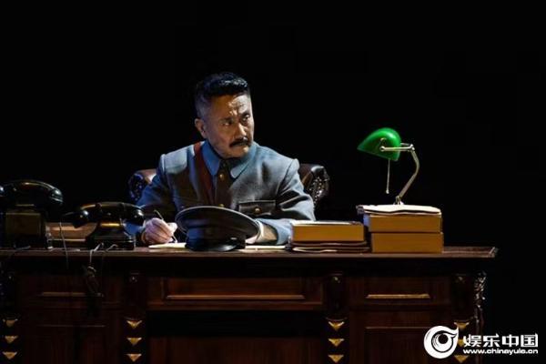 话剧《人间正道是沧桑》在上海东方艺术中心世界首演
