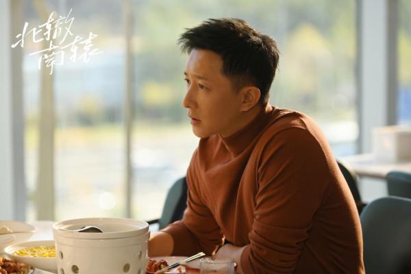 《北辙南辕》正在播出 韩庚面临两难选择引热议