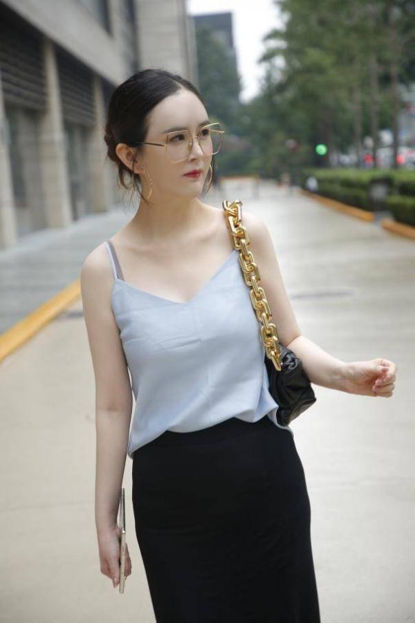 清新盛夏 刘竞目若朗星定格质感生活