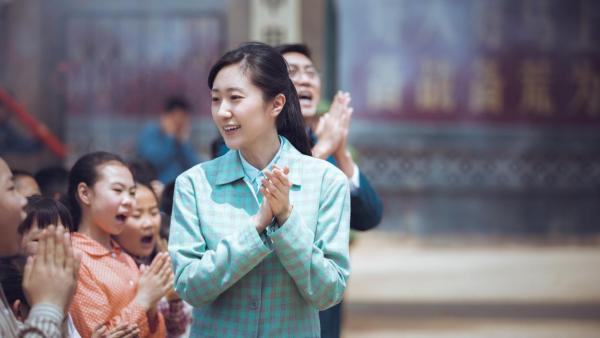 陈岩出演献礼剧《青山遮不住》演绎不一样的角色