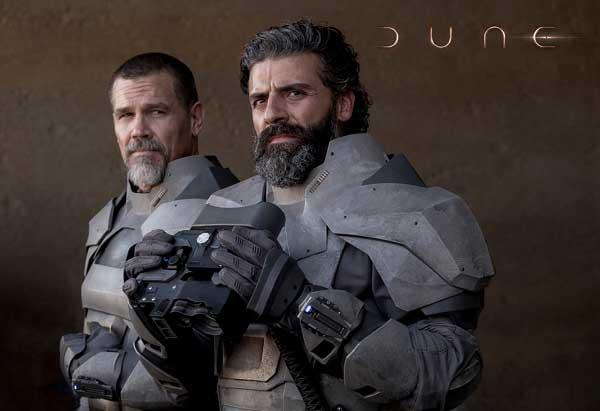 好莱坞科幻巨制《沙丘》确认引进 2021大银幕盛事引期待