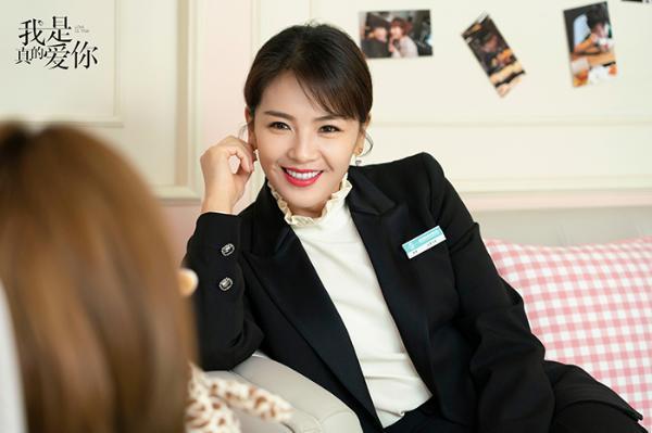 刘涛《我是真的爱你》热播 萧嫣坚守立场再陷职场危机