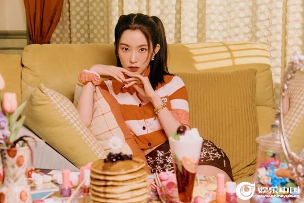"""""""概念Queen""""Red Velvet成员IRENEWENDYYERI预告照公开"""