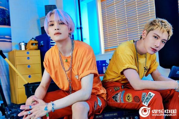 威神V(WayV)-TEN&YANGYANG单曲《Low Low》国际音乐榜单1位登顶