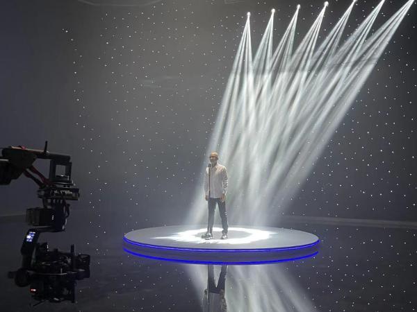 高燃原创MV《没有不可能》 平安首唱rap致敬奥运精神