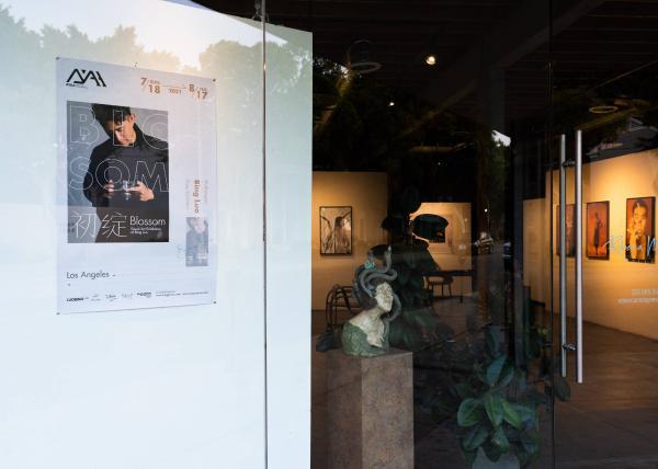 新锐摄影师罗冰个展《初绽》在洛杉矶举办 展现新概念东方文化美学