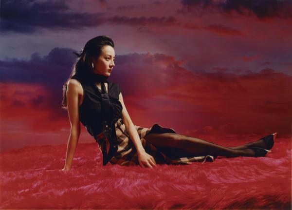人类高质量女星:迪丽热巴 ,你是我的荣耀! -- CUBIC