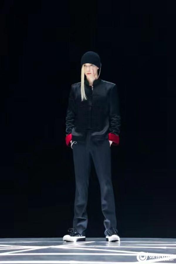 """张艺兴《这就是街舞4》大秀造型曝光 极致冷感诠释""""新国风"""""""