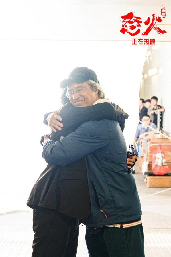 陈木胜导演逝世一周年,《怒火·重案》曝导演剪辑版预告