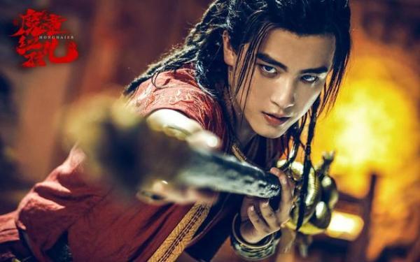 电影《西游魔童红孩儿》定档9.1 西游少年青春热血来袭
