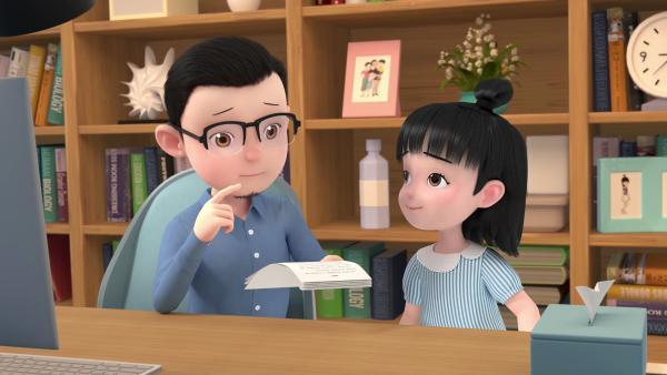 金鹰卡通《23号牛乃唐》小学生朗诵《木兰辞》? 超纲学习不如动情表达