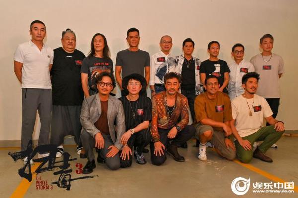"""《扫毒3》宣布开机 三影帝同台飙戏""""金三角""""风云再起"""