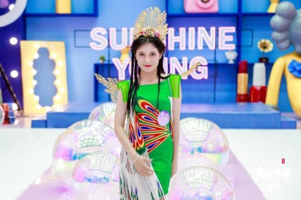 2021阳光少年模特风采秀在京圆满落幕