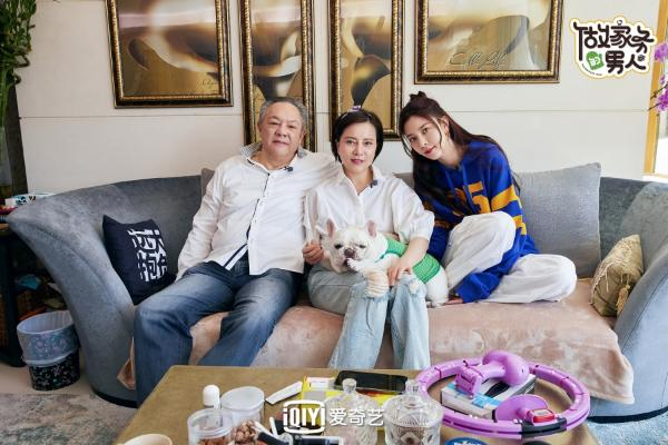 愛奇藝《做家務的男人》第三季 宋妍霏爸爸個人廚藝秀卻遇基礎錯誤?