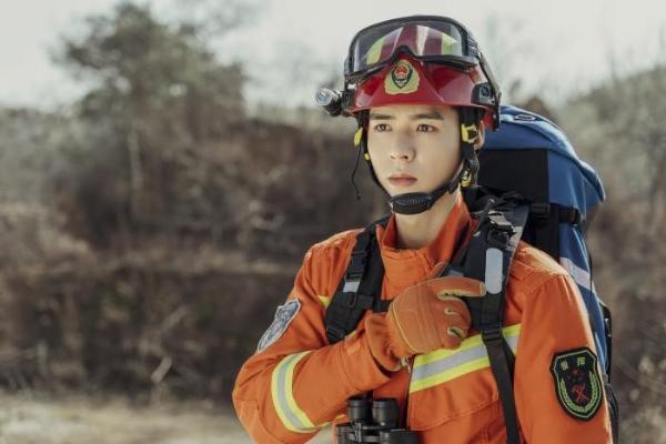 《你好,火焰蓝》正式收官 龚俊走心演绎消防员传递正能量