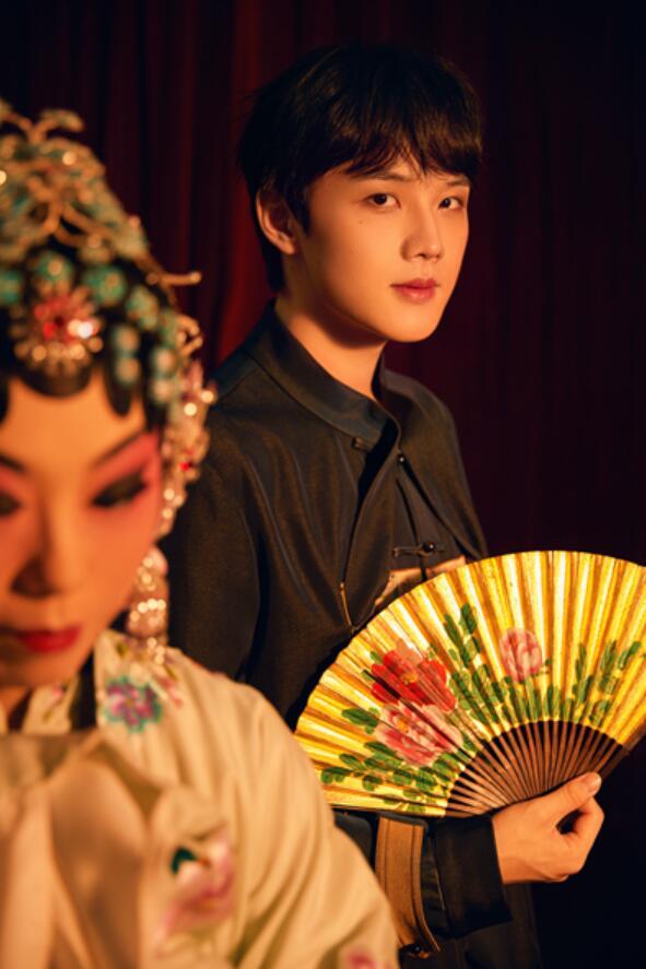 高杨全新国风单曲《灯影探花》七夕上线 创新国潮音乐,传递爱情祈愿