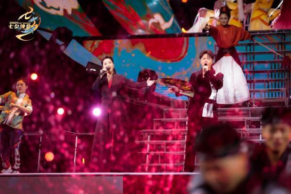 从抖音走出来的国风创作者 登上了央视七夕晚会的舞台