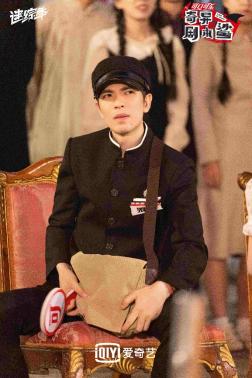 爱奇艺《奇异剧本鲨》王源出演情报员,萧敬腾中奖一亿被骗
