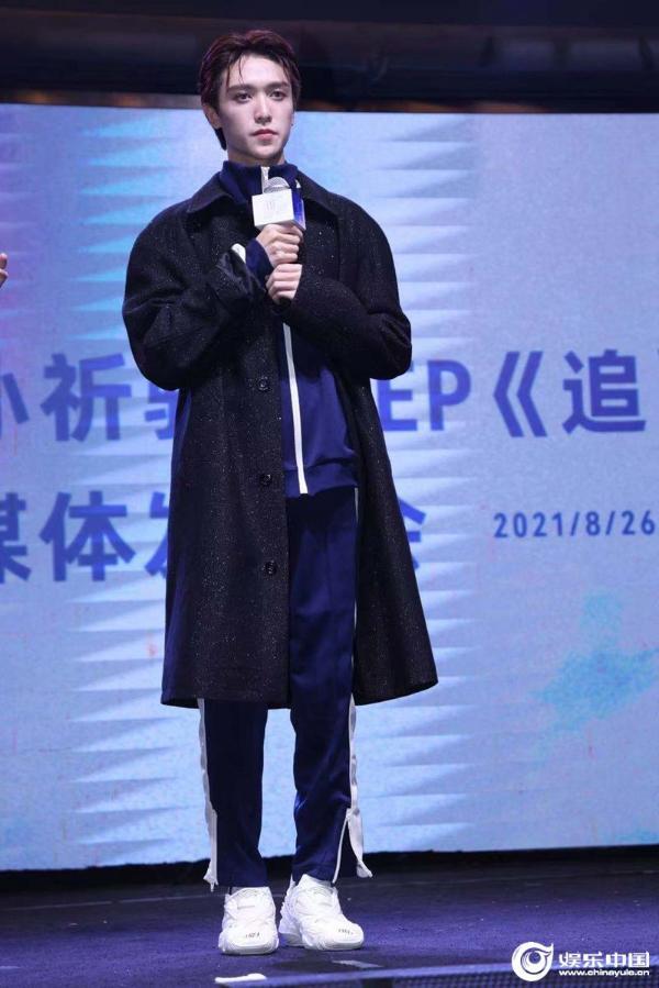 """孙祈骏全新EP《追》发布会热力爆棚 共同见证""""祈""""迹重生时刻"""