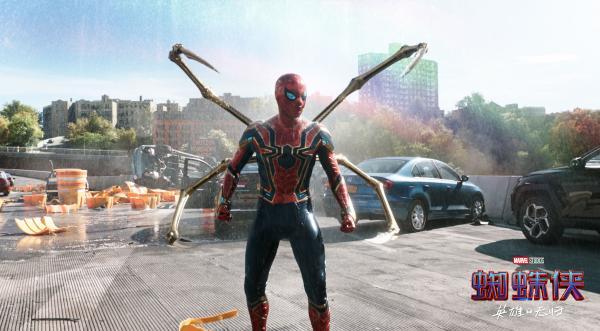 《蜘蛛俠:英雄無歸》預告24小時觀看量破紀錄 登頂影史第一