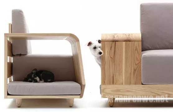 爱养宠物的家庭应该怎么选家具?这些妙招少不了