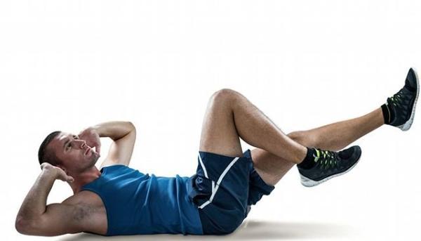 腹肌健身方法