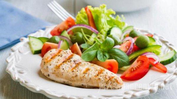 三分靠健七分靠吃 你知道怎么吃吗?健身食谱奉上
