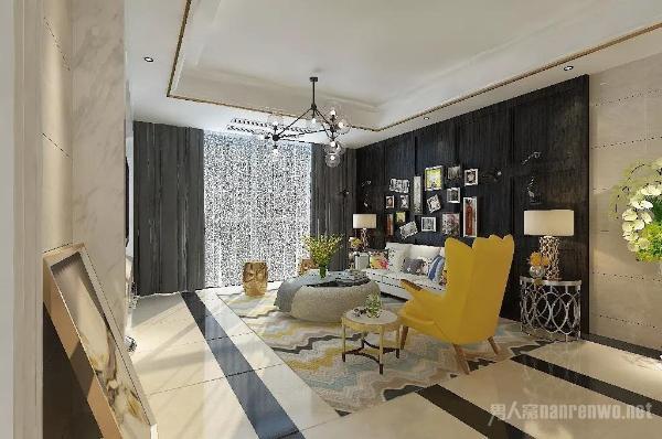 客厅瓷砖选择 你家的客厅 会让人眼前一亮吗?