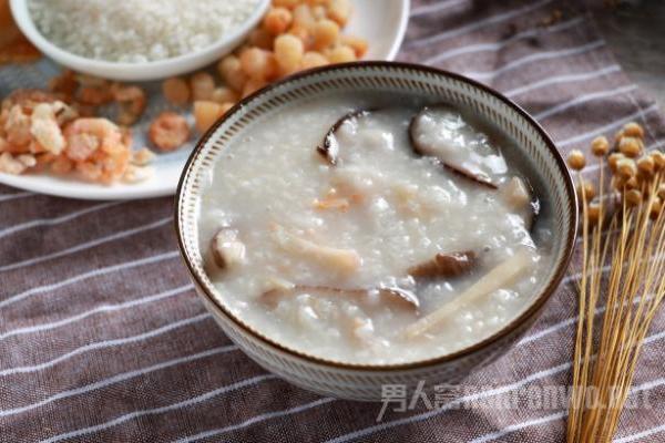 男士要健康冬季清补首选海鲜粥 海鲜粥怎么做?