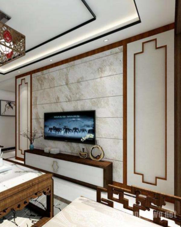 最受欢迎的家装风格之新中式风格 又大气又宁静