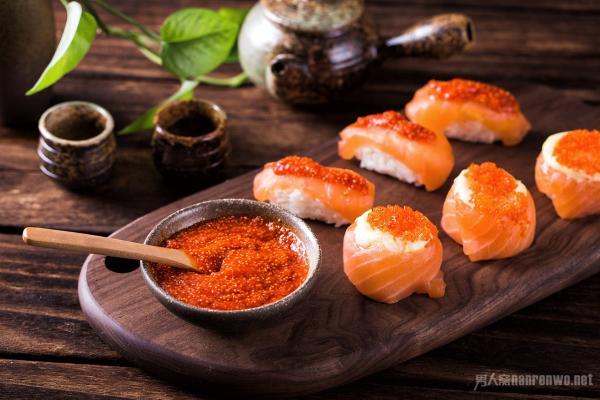 顶尖美味的鱼子酱 带给你人间美食的盛宴享受