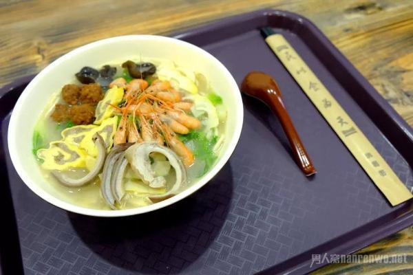 温州市非物质文化遗产 一碗非同凡响的乐清清江三鲜面