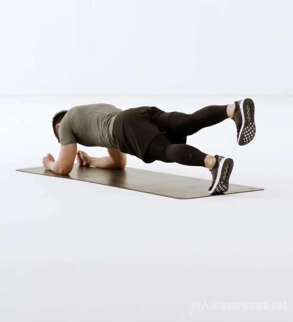 瘦小腹最好运动 每天几分钟 轻松拥有平坦小腹