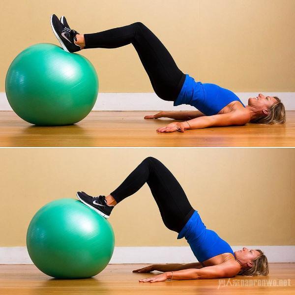 躺着瘦肚子的简单动作 这3个动作 轻松瘦成小蛮腰