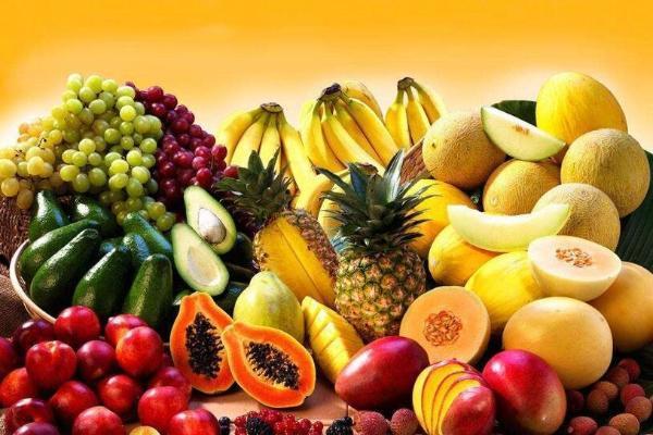 五大瘦身水果 轻松刮油减肥 这几种水果越吃越瘦