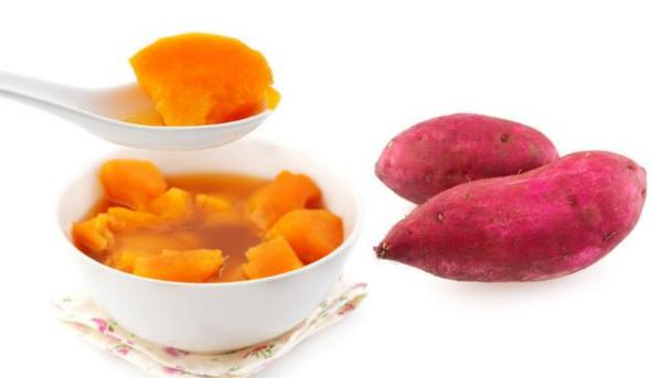 红薯有哪些营养成分 赶紧听听营养师是怎么说的吧