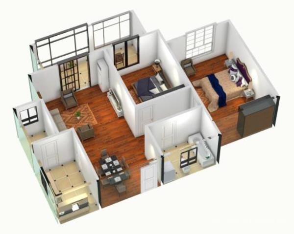 可以自己室内设计的app 装修房子这3个软件一定用得上