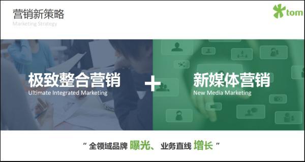 什么是整合营销,TOM网络营销助力企业推广