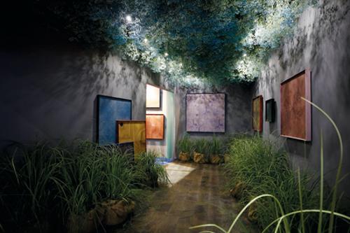 书香门地:重新定义美学地板