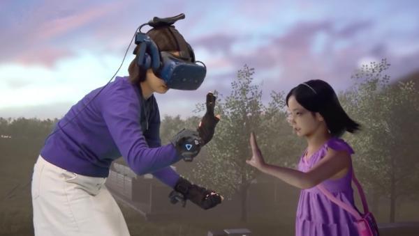 虚拟世界再相逢?