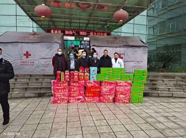 黔西县总工会前往华辰医院开展吊唁活动