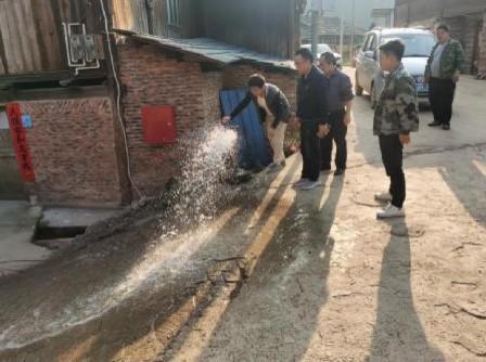 胡华瑶族乡积极开展冬春季农村消防安全工作