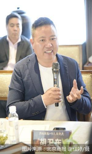 斯可馨家居董事长胡卫东:从To B转型To C与经销商一起服务好消费者