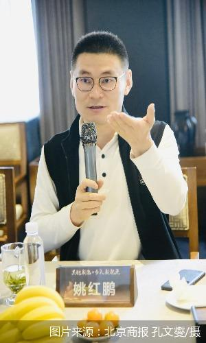 德尔地面材料产业总裁姚红鹏:聚焦木地板 探索地墙一体化解决方案