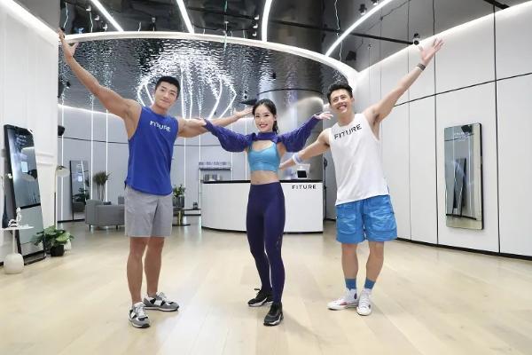 FITURE北京国贸旗舰店正式开业 健身科技美学新势力来袭