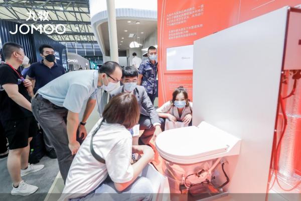 探索卫浴空间未来 九牧sensa智幻空间全球首发