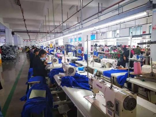 思南:企业生产车间忙 群众就业有保障