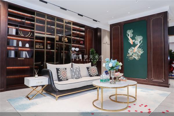 探店梦天木作南京展厅:在这里,发现新中式的格调之美